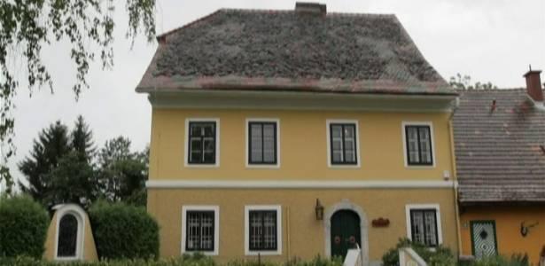 Casa onde Arnold Schwazenegger nasceu na Áustria será aberta como museu (1/8/2011)