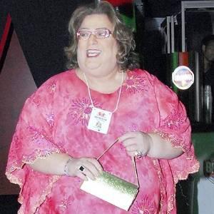 """Mamma Bruschetta é apresentadora do programa """"Mulheres"""", da Gazeta"""