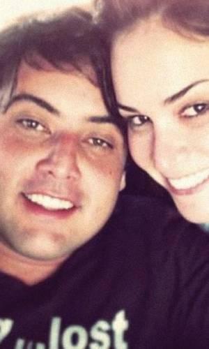 Bruno de Luca e Priscila Machado (19/8/2011)