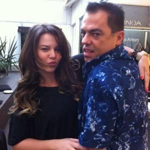 Fernanda Souza e Marco Antônio de Biaggi (5/9/11)