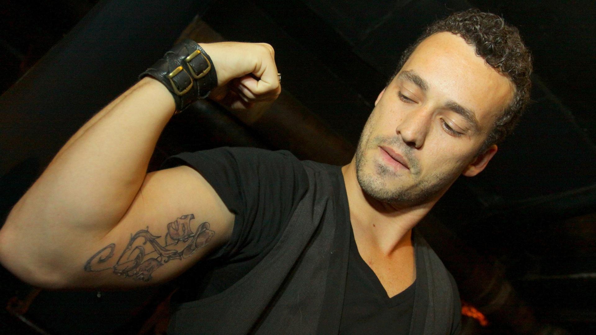 Rodrigo Andrade, que interpretou o homossexual Eduardo na novela