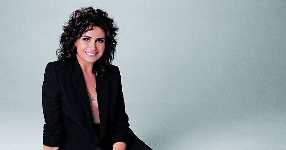 Giovanna Antonelli em ensaio para a