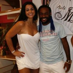 Ex-mulher de Vagner Love, Marta Maria de Moraes foi indiciada por permitir festa rave com menores