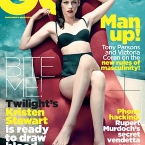 Kristen Stewart é capa da GQ britânica de novembro de 2011