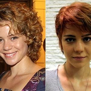 Leandra Leal muda visual para atuar no cinema (outubro/2011)
