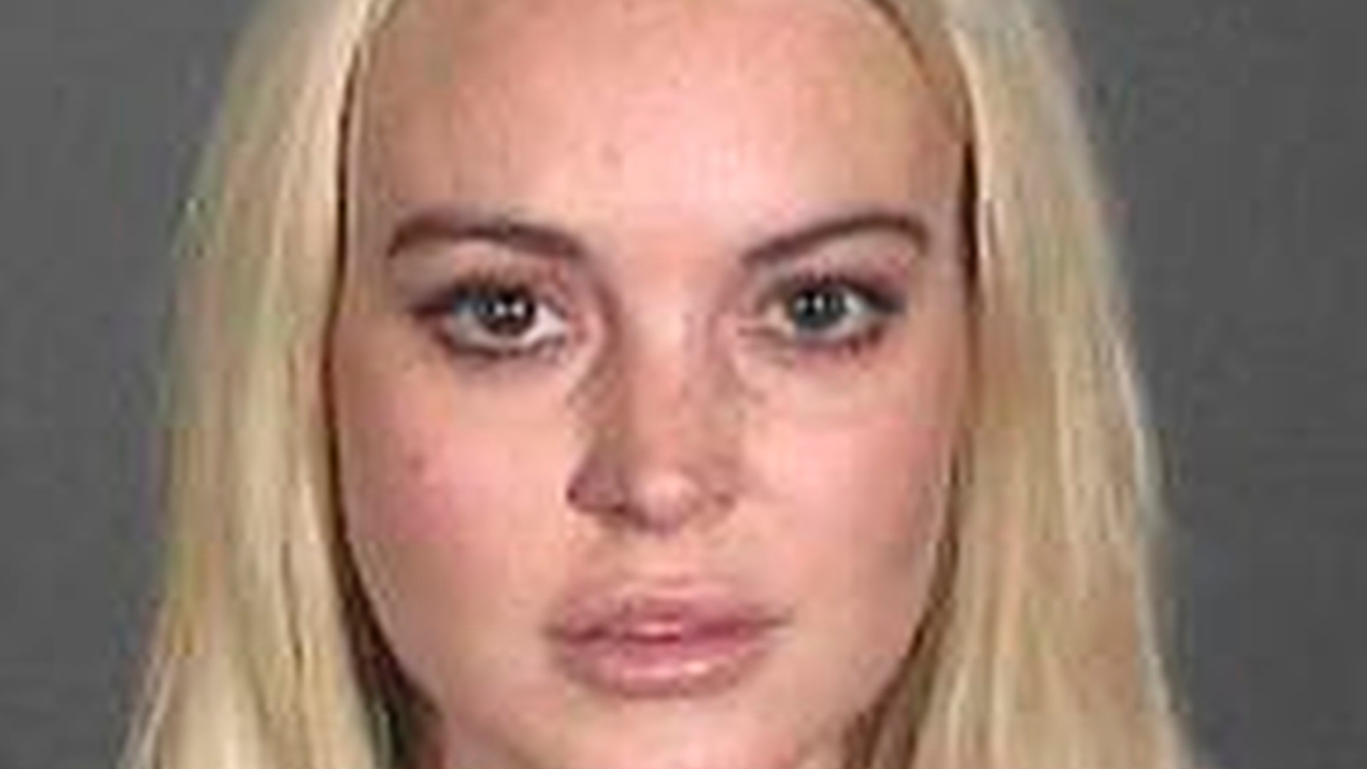 Lindsay Lohan ganha nova foto para sua ficha criminal (19/10/2011)