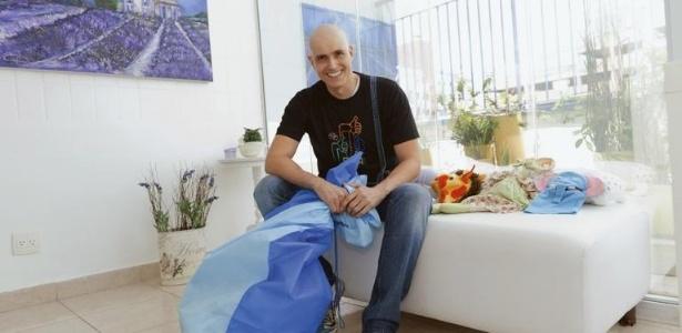 Reynaldo Gianecchini, em entrevista exclusiva para a revista