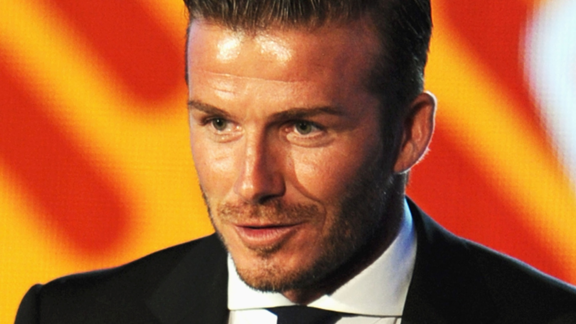 David Beckham no Vh1 Do Something Awards em Hollywood (14/08/11)