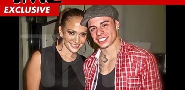 TMZ divulga foto de Jennifer Lopez com o dançarino (14/11/11)