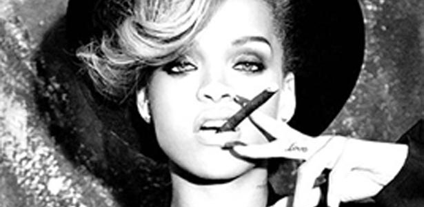 Rihanna faz ensaio sensual para divulgar novo lbum 