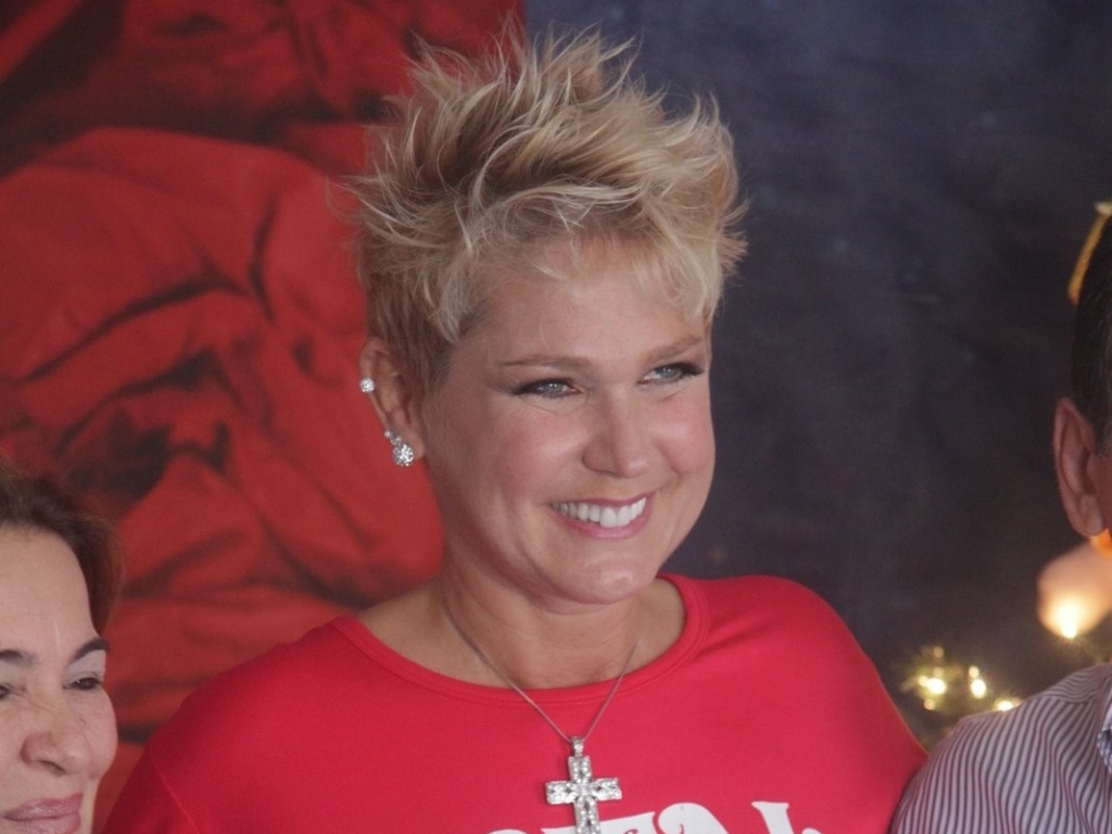 Xuxa em evento 