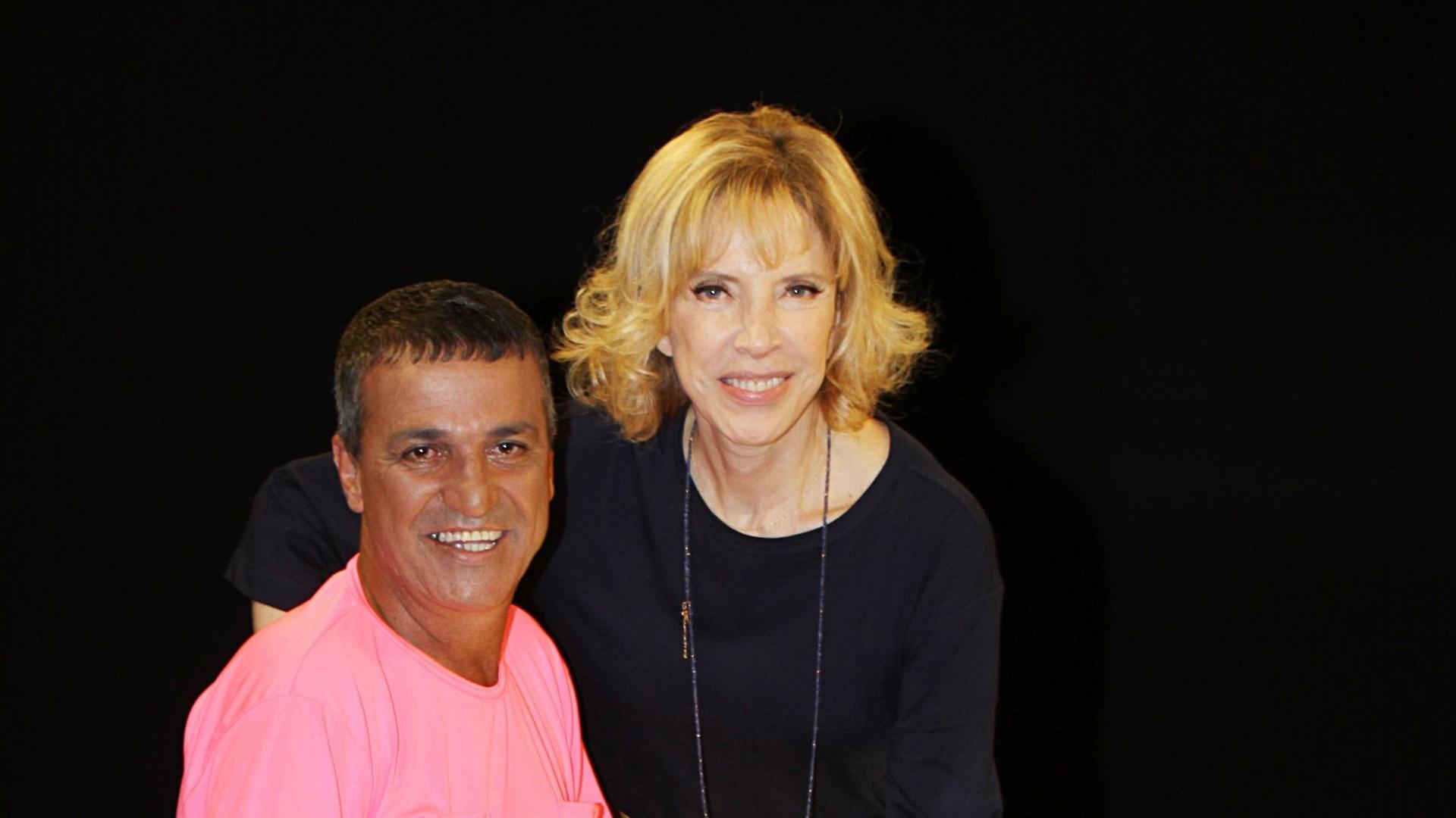 Marília Gabriela entrevista o árbitro Margarida (05/12/2011)