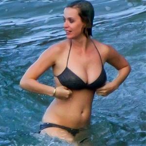 Katy Perry passa o Natal no Havaí