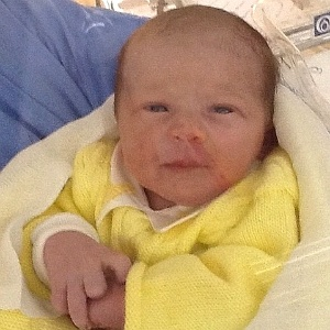 Frederico, filho de Gabriela Duarte (02/01/2012)