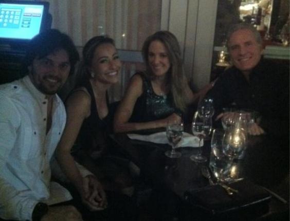 Ticiane Pinheiro posta foto com Sabrina Sato e manda parabéns pelo aniversário de 31 anos da apresentadora