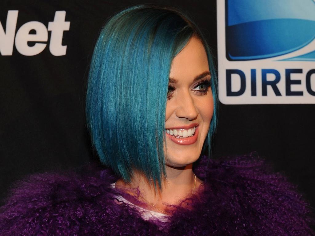 Katy Perry em show pré Super Bowl (4/2/12)