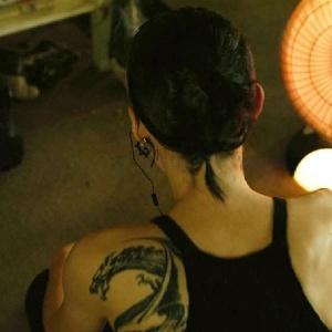 Lisbeth Salander Tattoo
