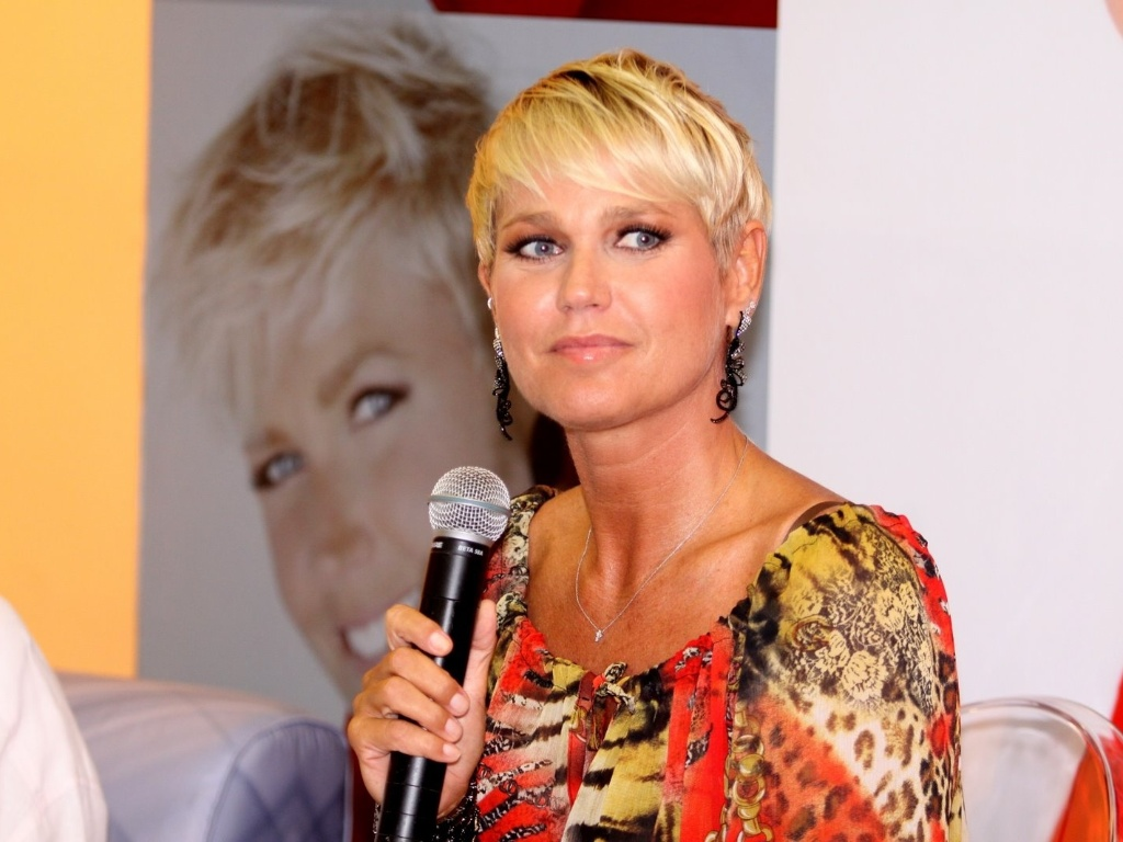 Xuxa apresenta novidades do 