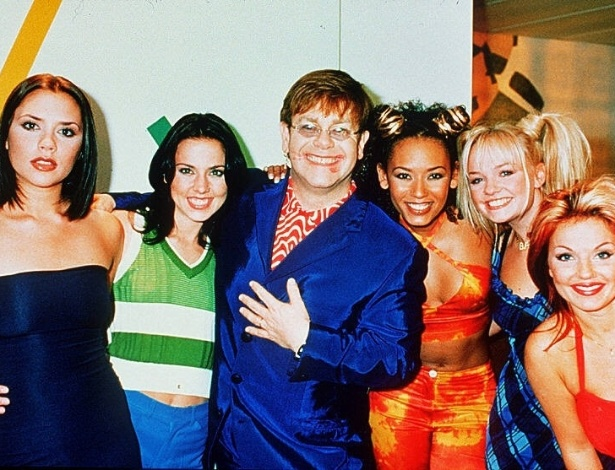 spice girls divulgação February 11, 1998