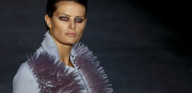 Dicas de Moda: Tendências SPFW Inverno 2010, Isabeli Fontana