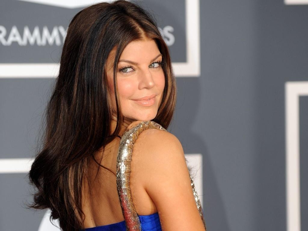 Fergie lidera lista dos corpos mais desejados de Hollywood