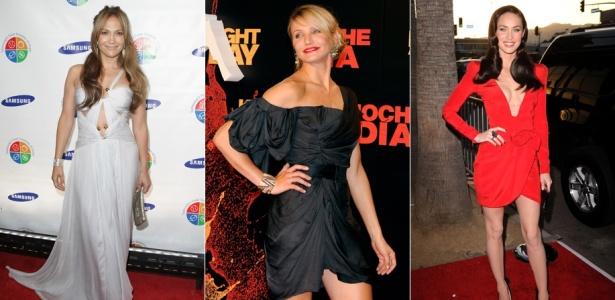 Jennifer Lopez, Cameron Diaz e Megan Fox estão entre as mais bem vestidas da semana