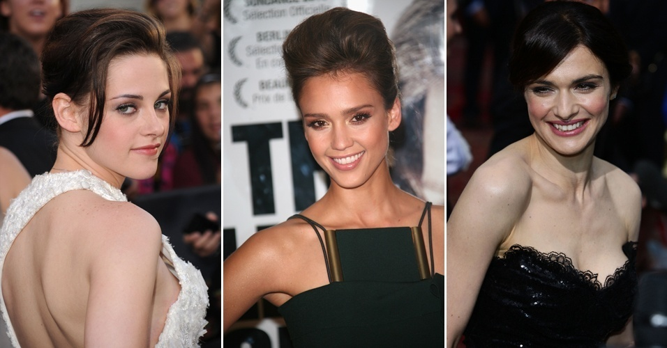 Kristen Stewart, Jessica Alba e Rachel Weisz estão entre as mais bem vestidas da semana (25/06/2010)