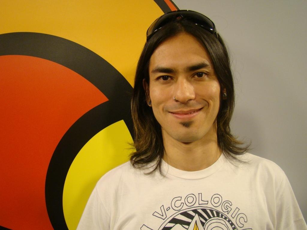 Ricardo Japinha, do CPM22, no Bate-papo UOL