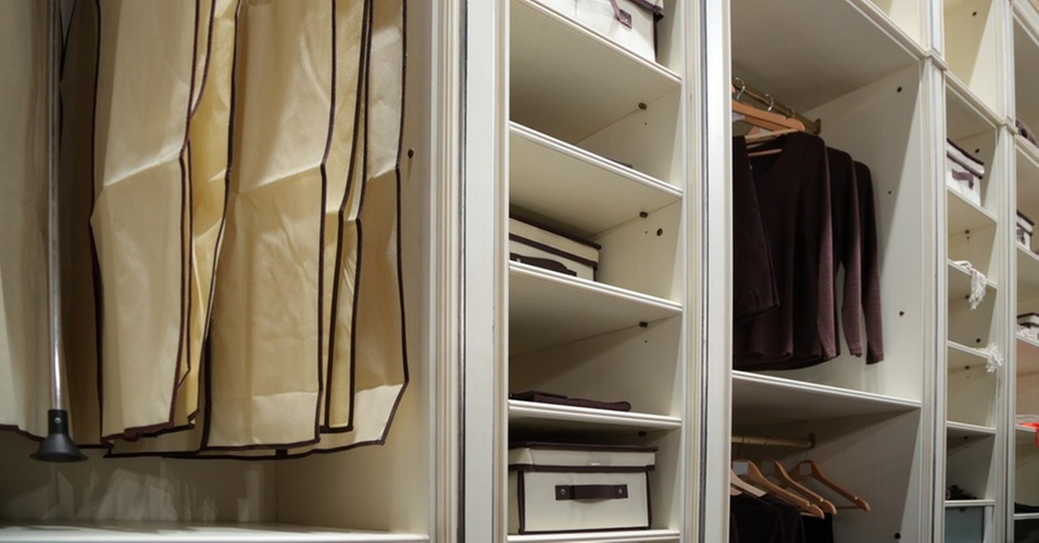 Closet organizado