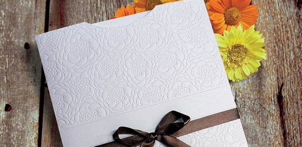 Convite de casamento da Dom Bosco
