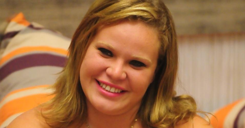 Paula, participante do BBB 11