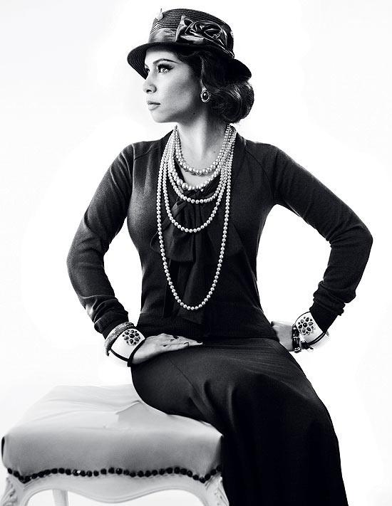 Pitty encarna Coco Chanel em campanha da Cavalera
