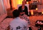 Massagem nos pés dos convidados: R$ 2.800