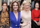 Na 1ª fila da Dior, famosas mostram tendências de beleza - Getty Images