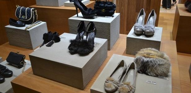 """Imagem da nova coleção """"Pelemania"""" da Arezzo, que será retirada das lojas"""