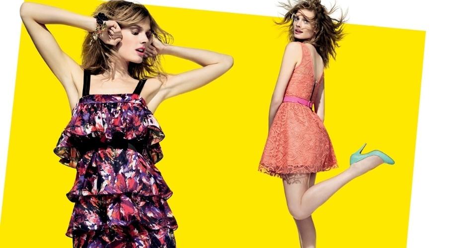Junho 2011: A marca brasileira Authoria convidou a top Constance Jablonski para estrelar sua nova campanha, com direção criativa de Luis Fiod, da MINT