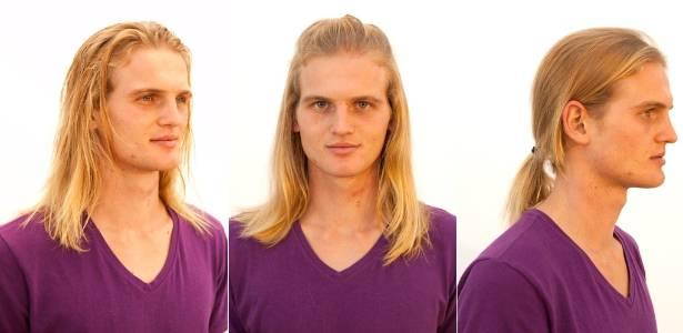 homem cabelo comprido