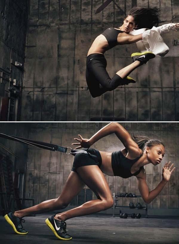 Agosto 2011: A Nike lança a campanha