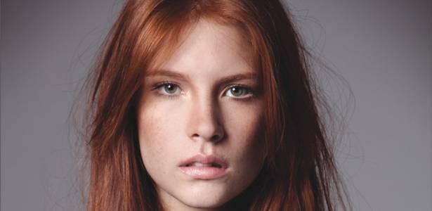 Erijane Lima (Way) foi eleita a modelo em início de carreira mais promissora