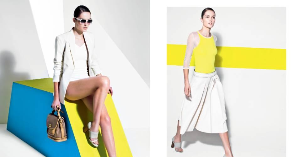 Setembro 2011: A Cori faz sua campanha de Verão 2012 com a modelo Solange Wilvert, posando para Jacques Dequeker. O styling é assinado por Renata Correa e a beleza por Daniel Hernandez