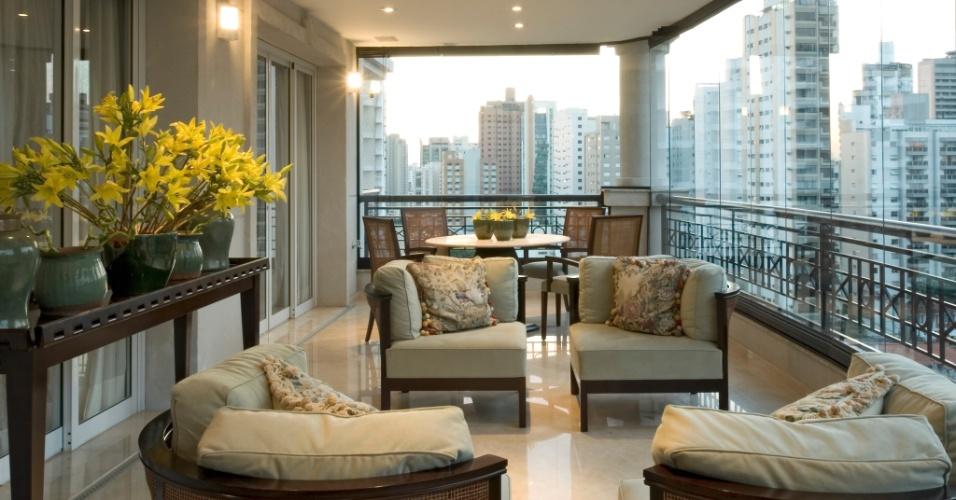 Apartamento no casal de aposentados, em São Paulo (SP), projetado por Brunete Fracarolli (2009/10)