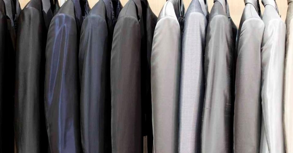 As peças de Carlo Pignatelli para Black Tie têm preços que vão de R$ 7 mil a R$ 10.500