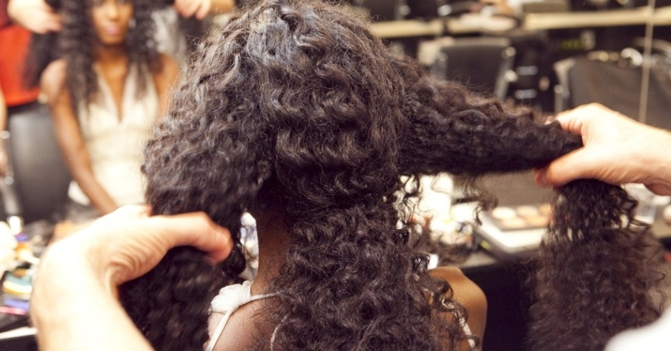 Penteado cabelo afro 01