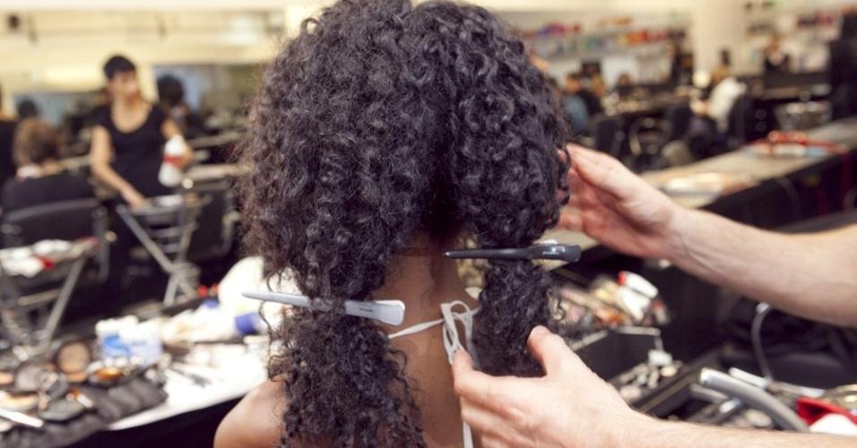 Penteado cabelo afro 12