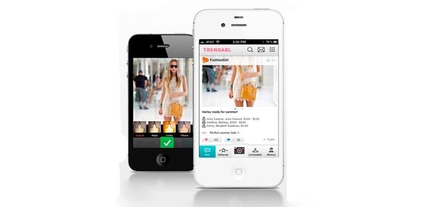 Aplicativo de moda para iPhone funciona como o Instagram e permite que os usuários tirem fotos de looks e coloquem as marcas e os preços das peças