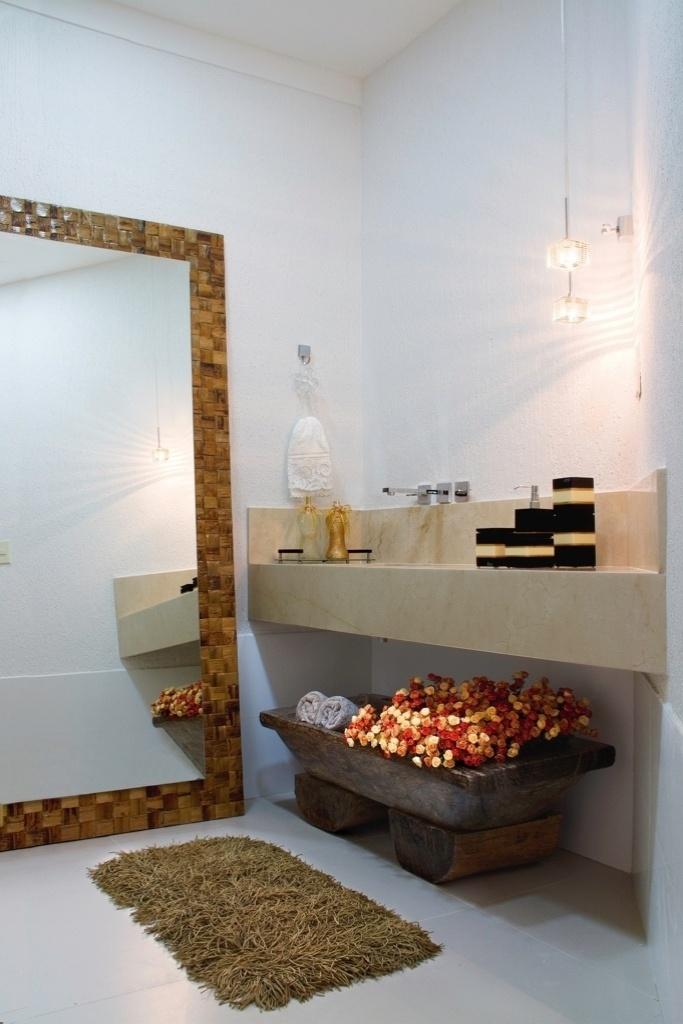 Morar Mais por Menos - Goiás - 2012. Banho jovem - designer de interiores Sávia Pedrosa