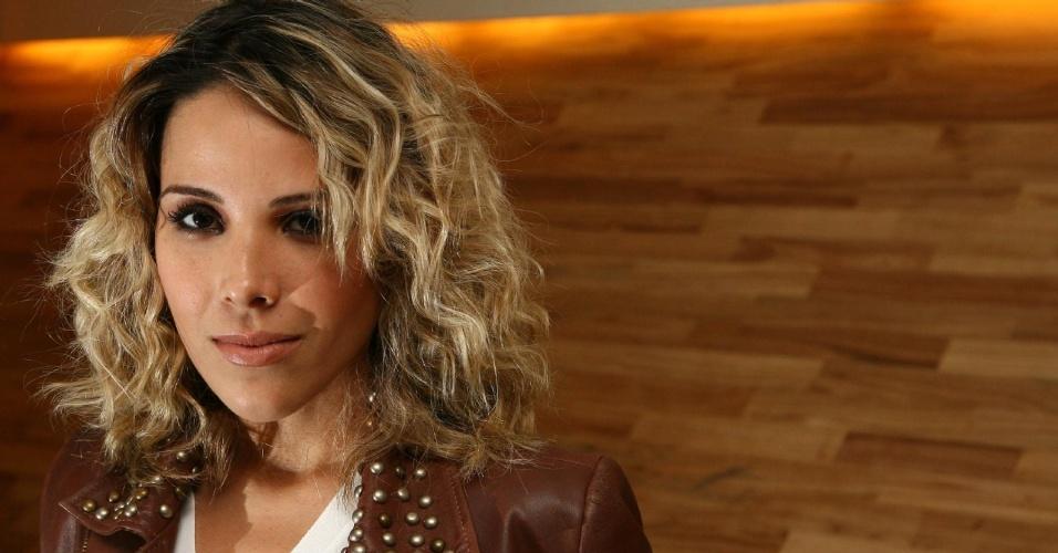 A cantora Wanessa Camargo