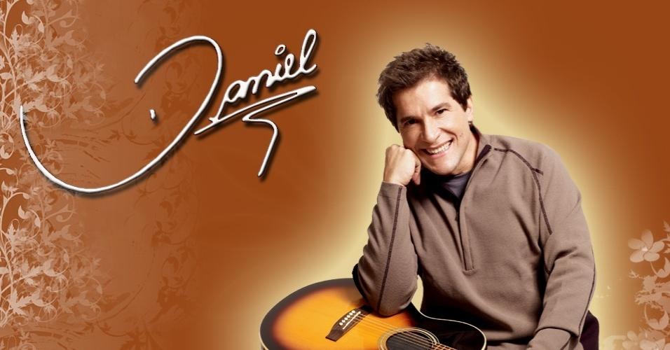 O cantor de música sertaneja Daniel