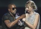 "Kanye chama Taylor Swift de ""vadia"" em música, e ela rebate: ""Misógina"" - Reuters"