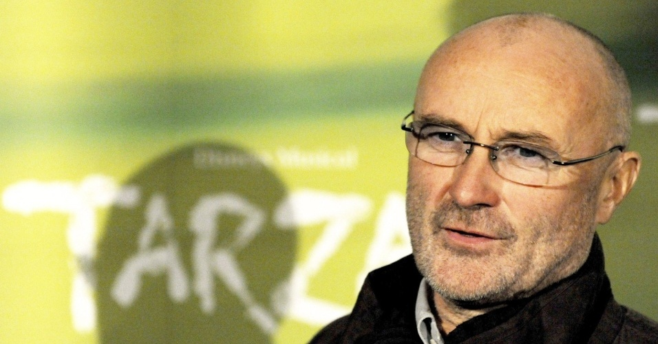 Phil Collins em Hamburgo, Alemanha (18/10/2009)